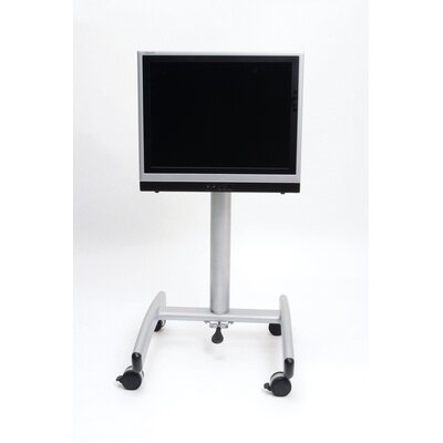"Woodware Furniture Mobile Flat Panel Pneumatic Lift 26"" TV Stand"