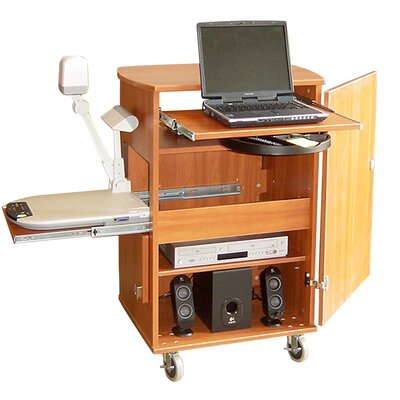 Woodware Furniture Swiss Presentation Cart