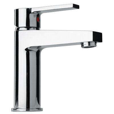 Jewel Faucets J14 Bath Series Single Lever Handle Bathroom Faucet with Classic Spout