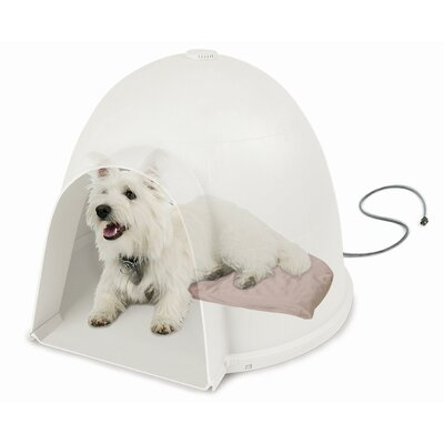 Igloo Soft Heated Dog Bed