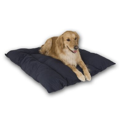 Quilted Heated Dog Bed
