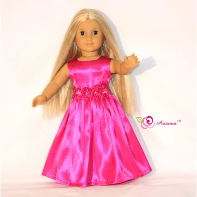 Arianna Grand Ball Doll Dress