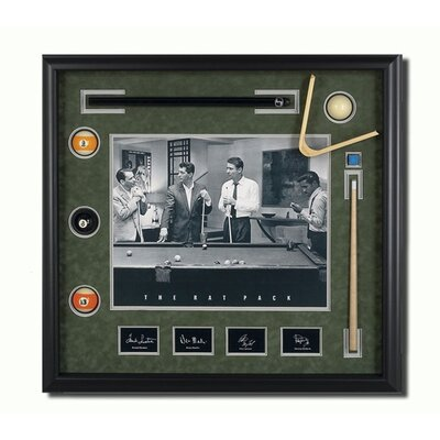 Classic 'Ocean's Eleven' Framed Artwork