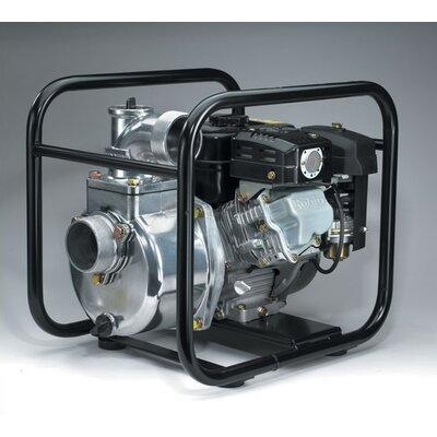 158 GPM High Performance Dewatering Centrifugal Pump with Robin/Subaru Engine
