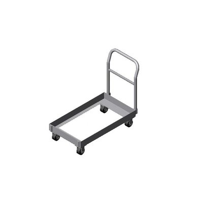 PVIFS Double Chill Tray Dolly