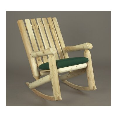 Rustic Natural Cedar Furniture Chair/Rocker Cushion