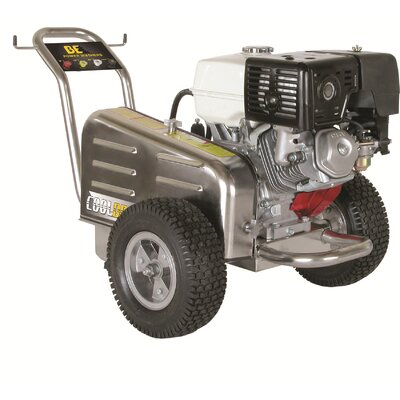 Belt Drive 3500 PSI 4 GPM Cold Water Stainless Steel General Pump Pressure Washer
