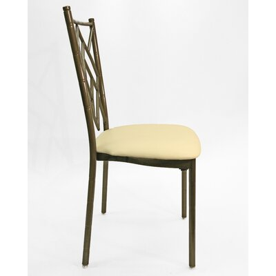 Commercial Seating Products Max Series Rose Side Chair