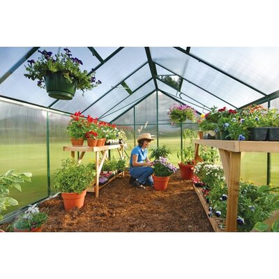Juliana Greenhouses Compact Polycarbonate Greenhouse