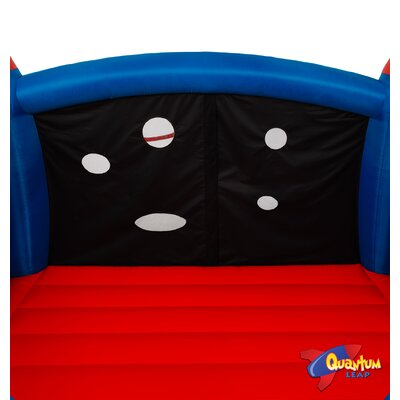 Blast Zone Quantum Leap Bounce House