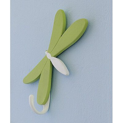 Heart to Heart Dragonfly Coat Hook