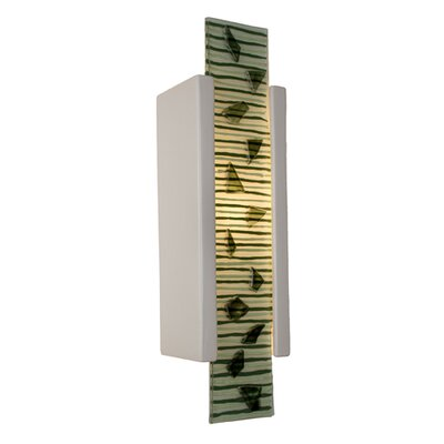A19 ReFusion Zen Garden 1 Light Wall Sconce