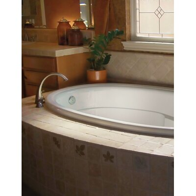 "Hydro Systems Designer 72"" x 42"" Riley Bathtub with Combo System"