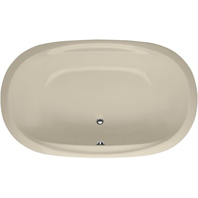 "Hydro Systems Builder Dual Oval 66"" x 44"" Bathtub"
