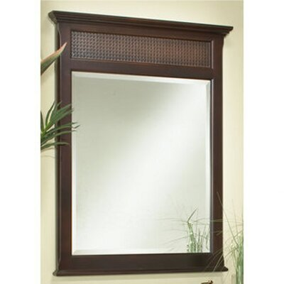 Sagehill Designs St Barts Framed Mirror