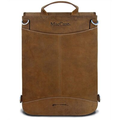 MacCase Premium Leather MacBook/Air Flight Jacket in Vintage