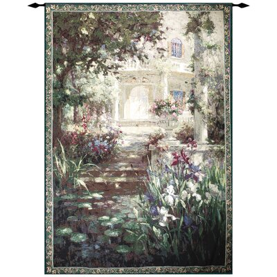 Manual Woodworkers &amp; Weavers Ivy Column Tapestry