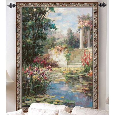 The Water Garden Tapestry