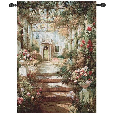 Manual Woodworkers & Weavers Summer Pergola Tapestry