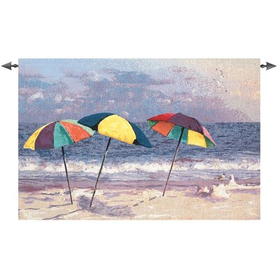 Manual Woodworkers & Weavers Umbrella Tapestry