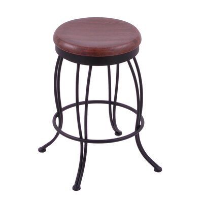 Holland Bar Stool Georgian Backless Swivel Barstool