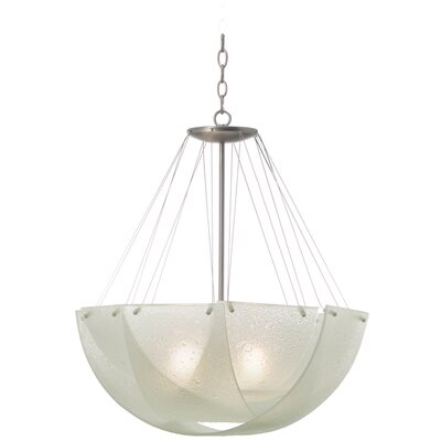 Kalco Cirrus 3 Light Chandelier