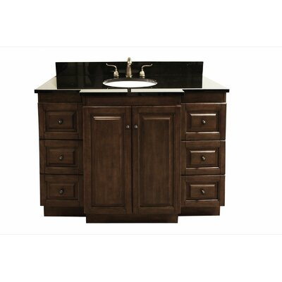 "Legion Furniture 48"" Single Bathroom Vanity Set with Vanity Top"