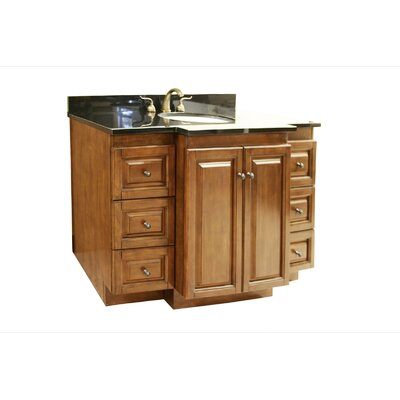"Legion Furniture 49"" Single Bathroom Vanity Set with Vanity Top"