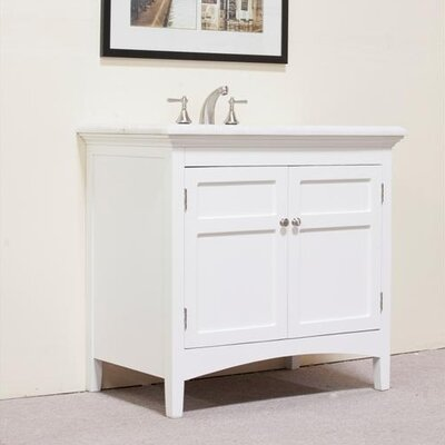Single Sink Bathroom Vanity on Legion Furniture Woodbridge 38  Single Sink Vanity Set Vanity Set