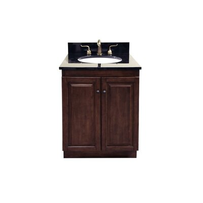 "Legion Furniture 24"" Single Sink Vanity with Soft Close Doors"