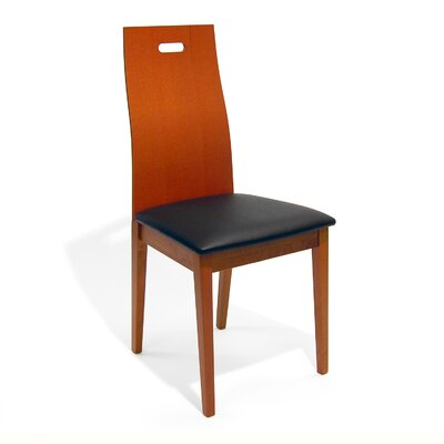 Angled Back Side Chair