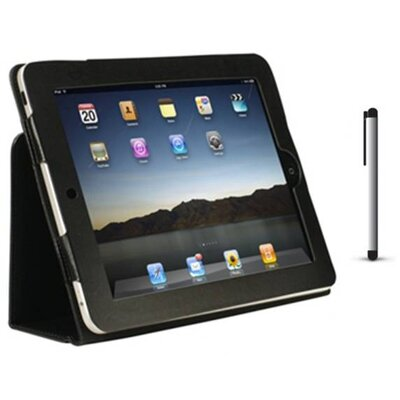 iessentials iPad 2 Fitted Folio Case with Stylus
