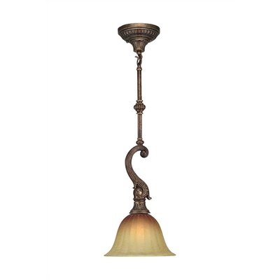 Yorktown 1 Light Pendant