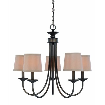 Jeremiah Spencer 5 Light Chandelier