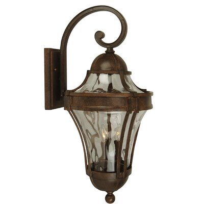 Jeremiah Parish 1 Light Outdoor Wall Lantern