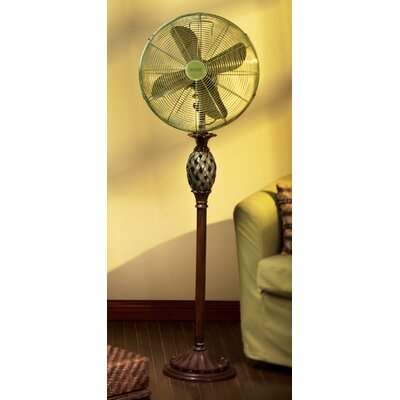 Deco Breeze Paradiso Decorative Floor Fan