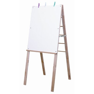 Wood Designs Teaching Easel in Tuff Gloss