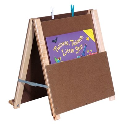 Wood Designs Big Book Tabletop Easel