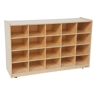 Wood Designs Contender 20 Tray Storage Unit