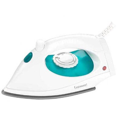 Continental Electrics Non-Stick Steam Iron