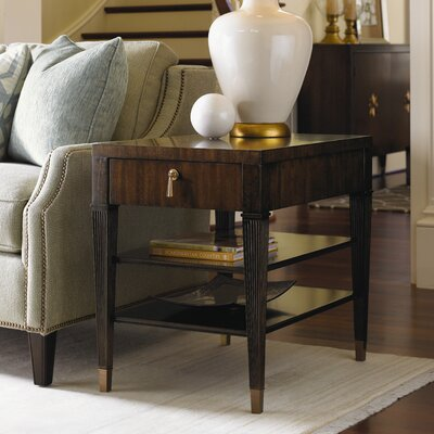 Lexington St. Tropez Rochelle End Table
