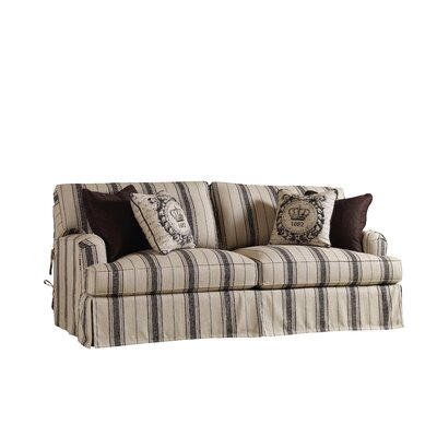 Lexington Long Cove Daisy Slipcover Sofa