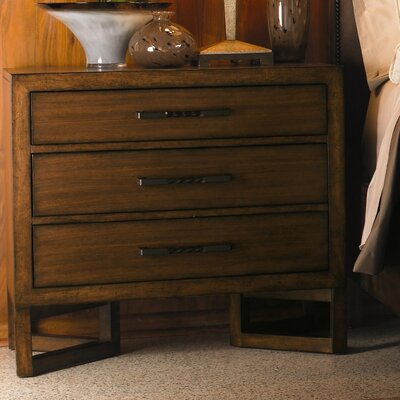 11 South 3 Drawer Nightstand