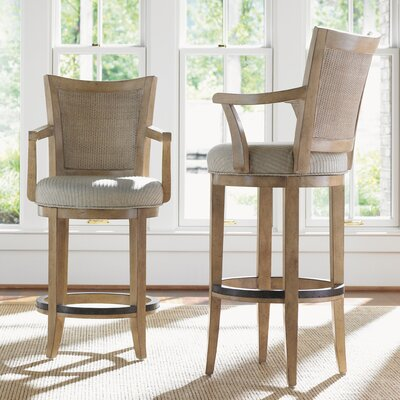 Monterey Sands Carmel Swivel Stool