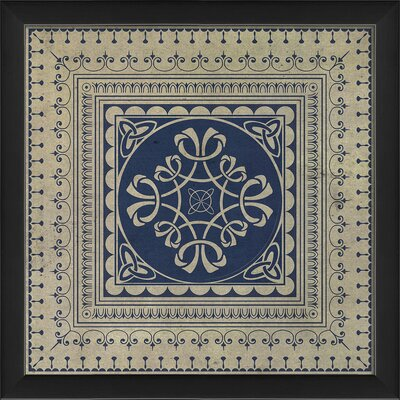 Blueprint Artwork Tile 7 Wall Art
