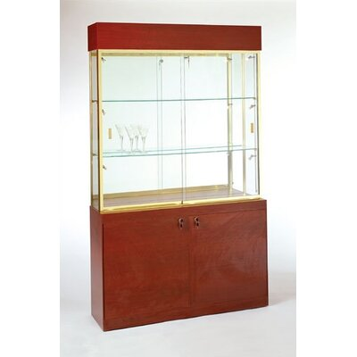 Tecno Display Rectangular Wall Display Case