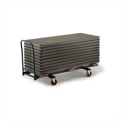 Midwest Folding Products Heavy Duty Table Caddy for up to 96&quot; L Tables