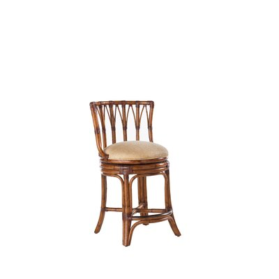 Tommy Bahama Home Island Estate South Beach Swivel Counter Stool