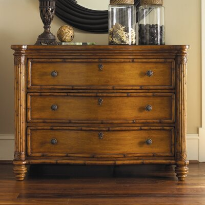 Island Estate Barbados 3 Drawer Chest