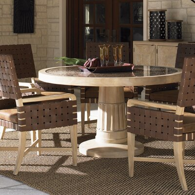 Tommy Bahama Home Road to Canberra Bells Beach Dining Table
